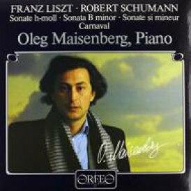 Liszt リスト / Piano Sonata: Maisenberg +schumann: Carnaval 【LP】