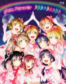 【送料無料】 μ's / ラブライブ!μ's Final LoveLive! 〜μ'sic Forever♪♪♪♪♪♪♪♪♪〜 Blu-ray Memorial BOX 【BLU-RAY DISC】