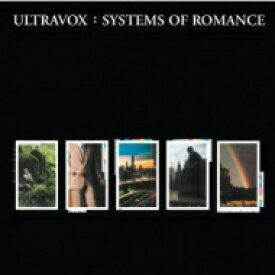 Ultravox ウルトラボックス / Systems Of Romance 【LP】