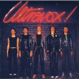 Ultravox ウルトラボックス / Ultravox! 【LP】