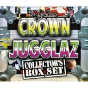 【送料無料】 Mighty Crown マイティークラウン / CROWN JUGGLAZ-Collector's Box Set- 【CD】