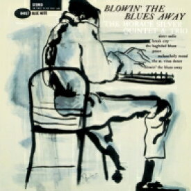 Horace Silver ホレスアンディ / Blowin' The Blues Away + 1 【SHM-CD】