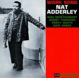 Nat Adderley ナットアダレイ / Work Song 【SHM-CD】