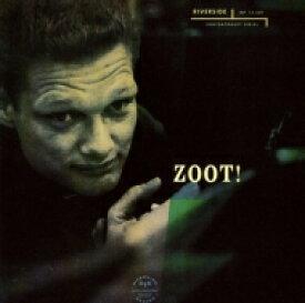 Zoot Sims ズートシムズ / Zoot! 【SHM-CD】