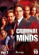 【送料無料】 クリミナル・マインド / FBI vs. 異常犯罪 シーズン10 コレクターズBOX Part1 【DVD】