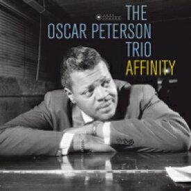 Oscar Peterson オスカーピーターソン / Affinity (180グラム重量盤レコード / Jazz Images) 【LP】