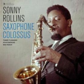 Sonny Rollins ソニーロリンズ / Saxophone Colossus (180グラム重量盤レコード / Jazz Images) 【LP】