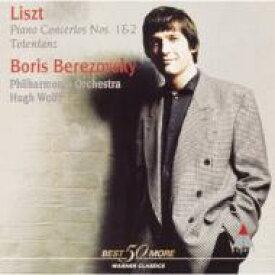 Liszt リスト / Piano Concerto.1, 2: Berezovsky(P) H.wolff / Po 【CD】
