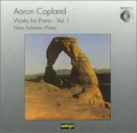 【送料無料】 Copland コープランド / Piano Works: Tichman 輸入盤 【CD】