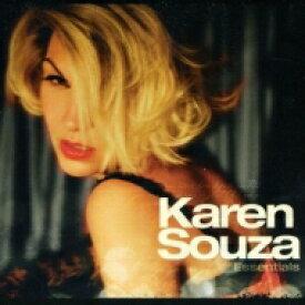 Karen Souza / Essentials (ゴールドヴァイナル仕様 / アナログレコード) 【LP】