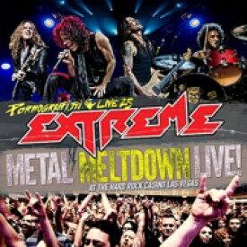 【送料無料】 Extreme エクストリーム / Pornograffitti Live 25 / Metal Meltdown 【BLU-RAY DISC】