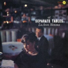 Lu Ann Simms / At Separate Tables 【SHM-CD】