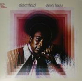 Ernie Hines / Electrified 【LP】