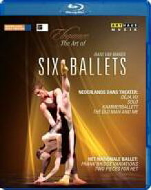 バレエ&ダンス / Hans Van Manen: Six Ballets-: Netherlands Dance Theater Het National Ballet 【BLU-RAY DISC】