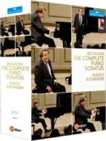 【送料無料】 Beethoven ベートーヴェン / ピアノ・ソナタ全集 ルドルフ・ブッフビンダー(2014年ザルツブルク・ライヴ)(3BD)(日本語解説付) 【BLU-RAY DISC】