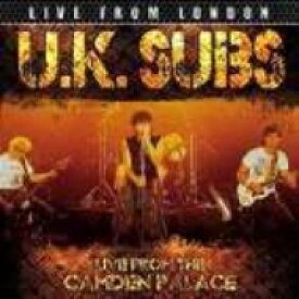 Uk Subs / Live From London 輸入盤 【CD】