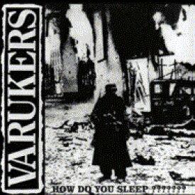 Varukers / How Do You Sleep? 輸入盤 【CD】