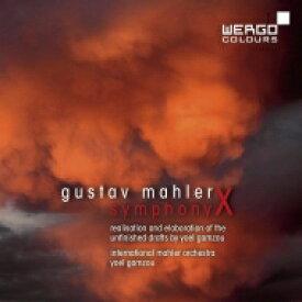【送料無料】 Mahler マーラー / 交響曲第10番(ガムゾウ版) ヨエル・ガムゾウ&国際マーラー管弦楽団 輸入盤 【CD】