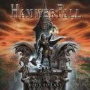 【送料無料】 Hammerfall ハンマーフォール / Built To Last 【CD】