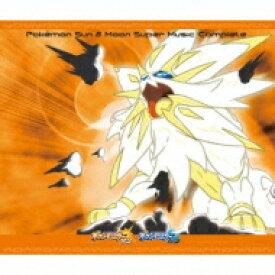 【送料無料】 ニンテンドー3DS ポケモン サン・ムーン スーパーミュージック・コンプリート 【CD】