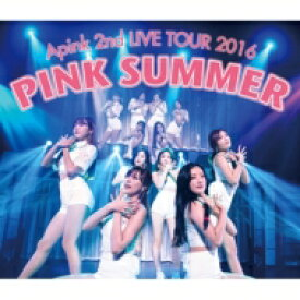 Apink / Apink 2nd LIVE TOUR 2016「PINK SUMMER」at 2016.7.10 Tokyo International Forum Hall A (Blu-ray) 【BLU-RAY DISC】