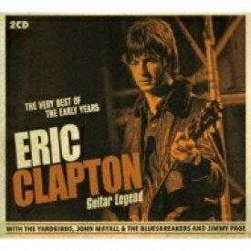 Eric Clapton エリッククラプトン / Guitar Legend 輸入盤 【CD】