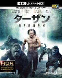 【送料無料】 【初回仕様】ターザン:REBORN <4K ULTRA HD & 3D & 2Dブルーレイセット>(3枚組 / デジタルコピー付) 【BLU-RAY DISC】