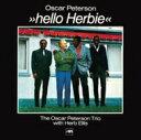 Oscar Peterson オスカーピーターソン / Hello Herbie 【CD】