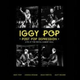 Iggy Pop イギーポップ / Post Pop Depression: Live At The Royal Albert Hall (+2CD) 【DVD】