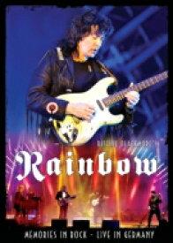 【送料無料】 Ritchie Blackmore's Rainbow / Memories In Rock 〜Live At Monsters Of Rock 2016 【初回限定盤 Blu-ray+2CD】 【BLU-RAY DISC】