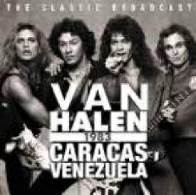 Van Halen バンヘイレン / Caracas, Venezuela 1983 輸入盤 【CD】