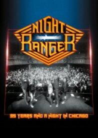 【送料無料】 Night Ranger ナイトレンジャー / Night Ranger 35周年記念 Live In Chicago 2016 (+CD)(限定盤) 【BLU-RAY DISC】