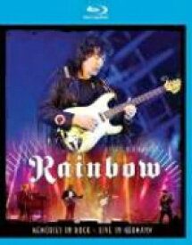 Ritchie Blackmore's Rainbow / Memories In Rock: Live In Germany 【BLU-RAY DISC】