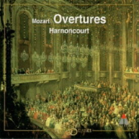 Mozart モーツァルト / Overtures: Harnoncourt / / Concertgebouw.o, Cmw, Zurich Opera.o 【CD】