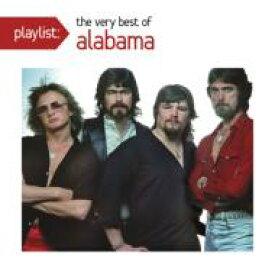 Alabama / Playlist: The Very Best Of Alabama 輸入盤 【CD】
