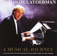【送料無料】 Richard Clayderman リチャードクレイダーマン / Musical Journey 輸入盤 【CD】