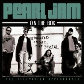 PEARL JAM パールジャム / On The Box 輸入盤 【CD】
