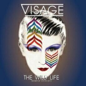 【送料無料】 Visage ビサージ / Wild Life (The Best Of 1978-2015) 輸入盤 【CD】