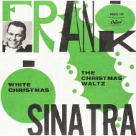 "Frank Sinatra フランクシナトラ / White Christmas / The Christmas Waltz 【7""""Single】"