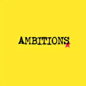 ONE OK ROCK / AMBITIONS 【INTERNATIONAL VERSION】 【CD】