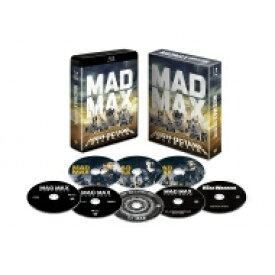 【送料無料】 【初回限定生産】マッドマックス <ハイオク>コレクション(8枚組) 【BLU-RAY DISC】
