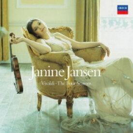 Vivaldi ヴィヴァルディ / 「四季」:ジャニーヌ・ヤンセン(ヴァイオリン)、ジュリアン・ラクリン(ヴィオラ) 他 (180グラム重量盤レコード) 【LP】