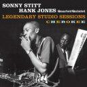 【送料無料】 Sonny Stitt / Hank Jones / Cherokee: Legendary Studio Sessions 輸入盤 【CD】