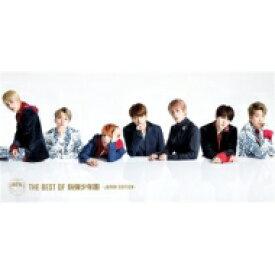 【送料無料】 BTS / THE BEST OF 防弾少年団-JAPAN EDITION- 【豪華初回限定盤】 (CD+DVD+豪華特別パッケージ仕様) 【CD】