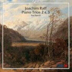 ラフ、ヨアヒム(1822-1882) / <ピアノ三重奏曲集2>第2番 / 第3番 トリオ・オーパス・エイト 輸入盤 【CD】