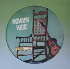 Howlin' Wolf ハウリンウルフ / Howlin' Wolf (Picture Disc) 【LP】