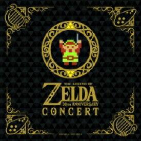【送料無料】 任天堂 / ゼルダの伝説 30周年記念コンサート【通常盤】 【CD】