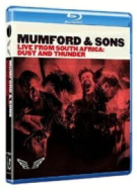Mumford & Sons マムフォードアンドサンズ / Live From South Africa: Dust And Thunder 【BLU-RAY DISC】