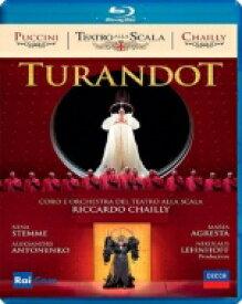 Puccini プッチーニ / 『トゥーランドット』全曲 レーンホフ演出、リッカルド・シャイー & スカラ座、ニーナ・ステンメ、アレクサンドルス・アントネンコ、他(2015 ステレオ) 【BLU-RAY DISC】