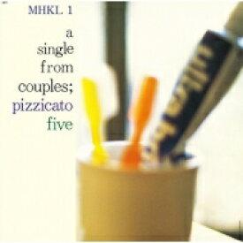 """Pizzicato Five ピチカートファイブ / カップルズEP (7インチシングル・レコード)【完全生産限定盤】 【7""""""""Single】"""